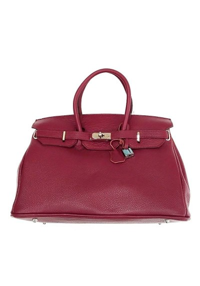 CLASSIC LEATHER BAG